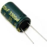 خازن الکترولیتی 3300uf/25v