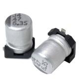 خازن الکترولیتی 47uf/6.3v