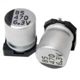 خازن الکترولیتی 470uf/6.3v