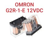 رله 12 ولت امرون OMRON G2R-1-E 12VDC
