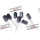 خازن الکترولیتی RUBYCON 470UF/16V