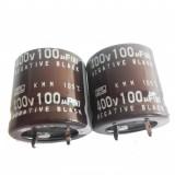 خازن الکترولیتی NIPPON 100uf/400v