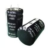 خازن الکترولیتی Panasonic 1500uf/100v