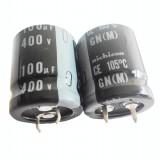 خازن الکترولیتی NICHICON 100uf/400v